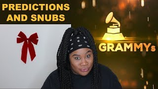 Baixar 2019 Grammy Nominations - Reaction and Predictions
