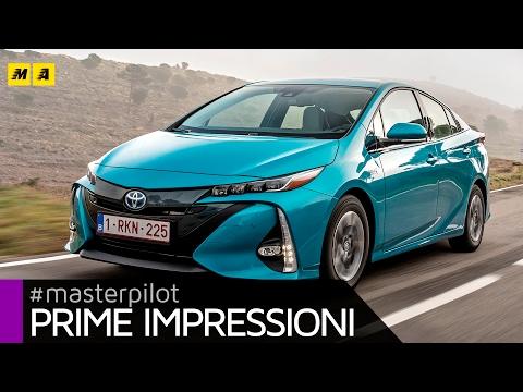 Toyota Prius Plug-in Hybrid, quella da 1l/100 km | Prime impressioni