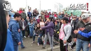 SAYER BALAS JAV PIPER NAWL-T vs ASKEL DRASS WILIMILIANO NASHO FUSA   LA LIGA TRAINING MODE 2