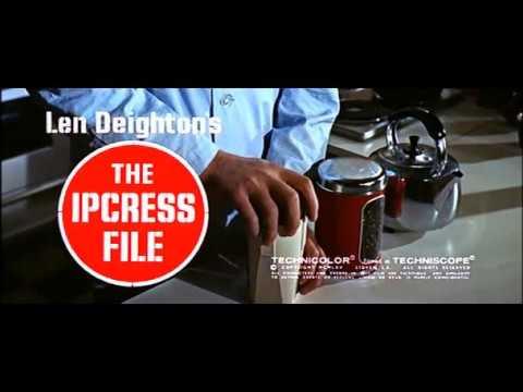 The Ipcress File - Ipcress, danger immédiat (VF) 1965