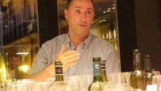 Cata de Vinos del Grupo Vinícola Marqués de Vargas