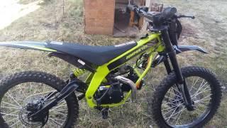 Видеообзор Trailbike Jumper 125cc/ Трейлбайк Jumper 125cc