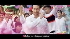 Tiger shroff new song Romantic Dancer dimag ke taale tod na