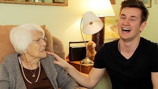 A TRIBUTE FOR MY NAN