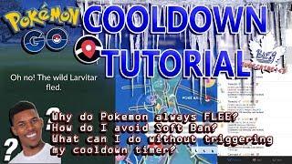 Fix a soft ban pokemon go