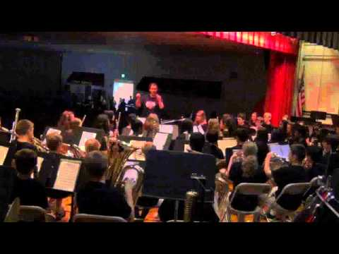 Meads Mill Middle School May Band Concert (HD) (NEW)