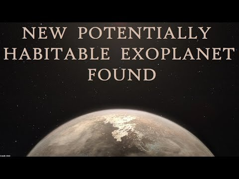 NEW: Earth-like exoplanet found orbiting the star Ross 128