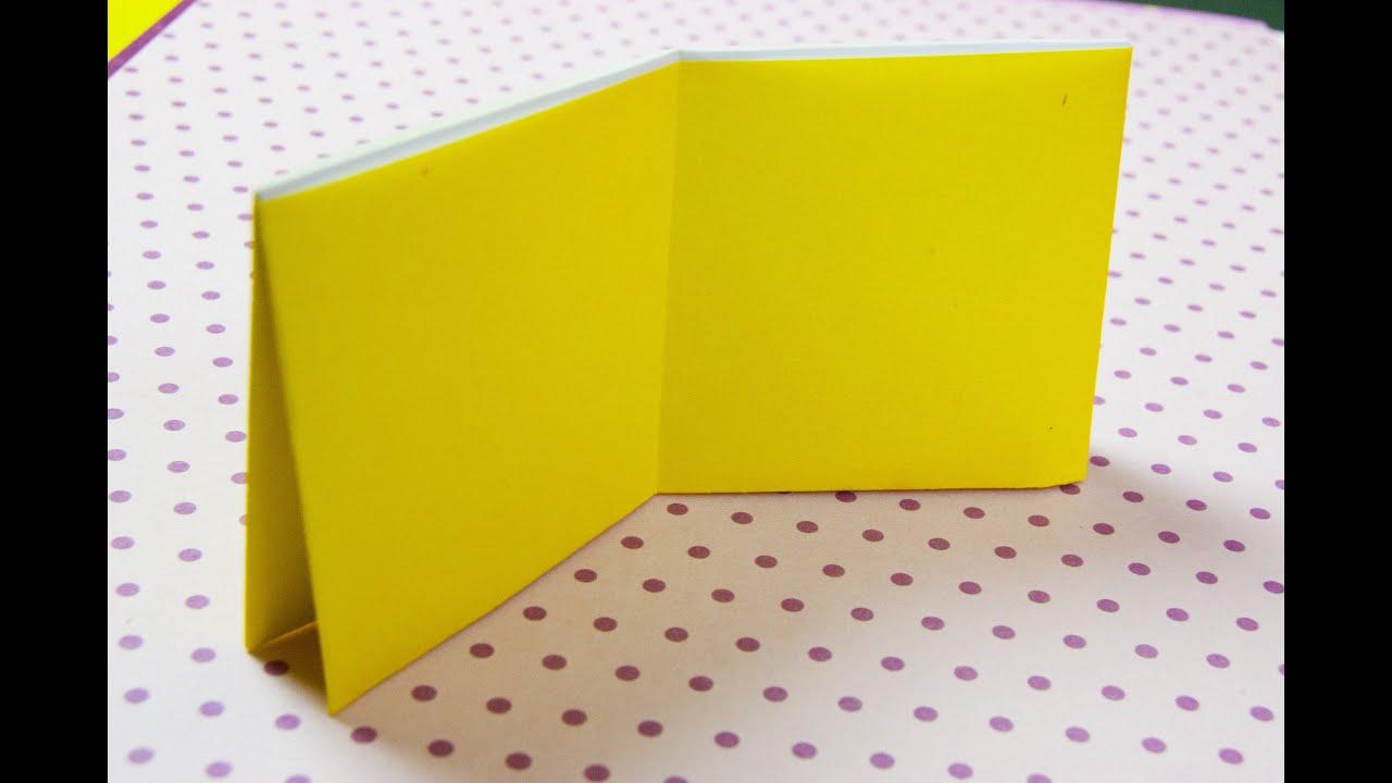 Como hacer una cartera de papel origami papiroflexia youtube - Como hacer jarrones de papel ...