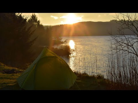 Wild camping Scotland 2019, a year of adventures👍😎👌 - YouTube