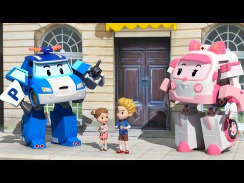 Робокар Поли | Обучающие мультфильмы - часть 2 | Прямой эфир