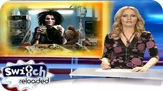 RTL Punkt 12: Tokio Hotel   Switch Reloaded