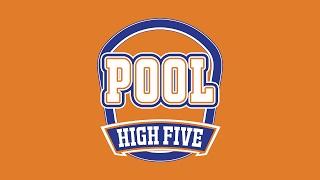 Pool-столы в HIGH FIVE(Наши гости играют в пул на бильярдных столах мирового уровня Olympic Gold Crown. Профессиональный бильярдный стол..., 2017-02-07T15:03:07.000Z)