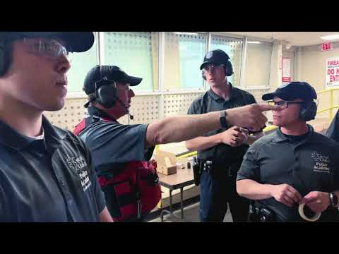 Great Oaks Career Campuses Public Safety Services - Firing Range
