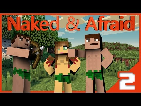 Naked And Afraid Minecraft Edition   Episode 1 Part 2  