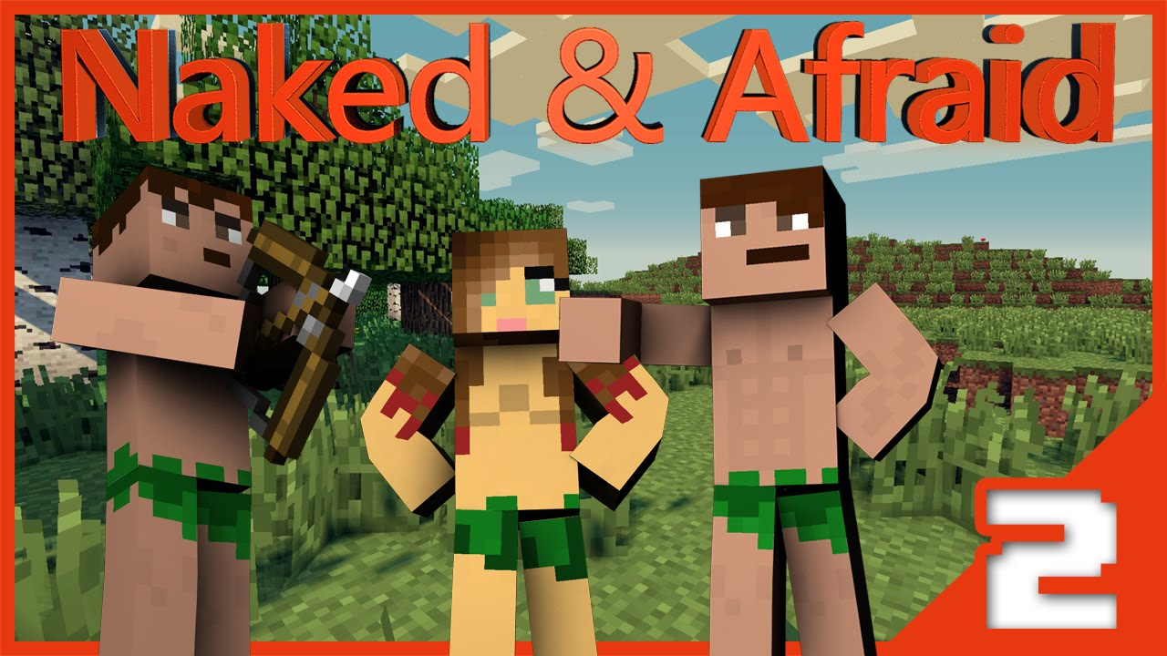 Minecraft naked