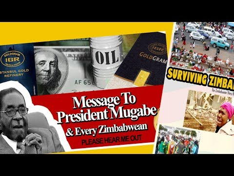 Message to President Mugabe & Zimbabwe After VP Mnangagwa gone