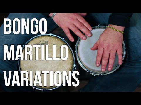 Bongo Drums: Martillo