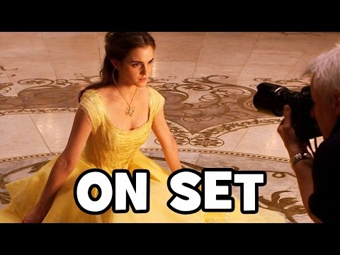 Thumbnail: Behind The Scenes On BEAUTY AND THE BEAST (2017) - Movie B-Roll & Bloopers