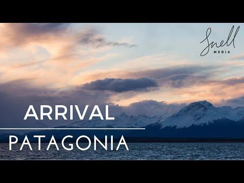 Arrival PATAGONIA BvS & Thomas Heaton Photography Workshop