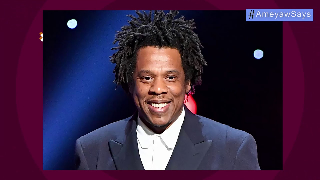 #AmeyawSays: Jay-Z needs a haircut