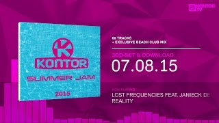 Kontor Summer Jam 2015 (Official Minimix HD)