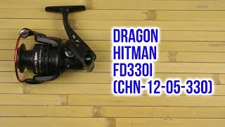 Розпакування Dragon Hitman FD330i CHN-12-05-330