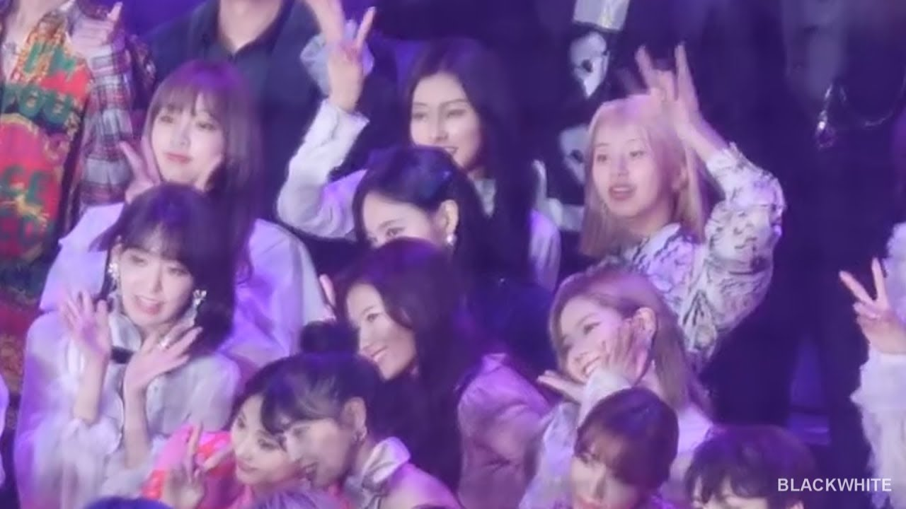 IZ*ONE X TWICE (TWIZONE) MOMENTS / INTERACTIONS #3