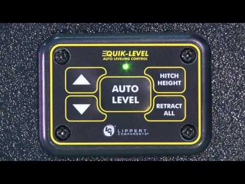 Ground Control 3.0 Auto Leveling for Fifth-wheel Trailers