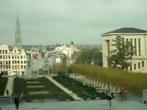 Brussel Palais des Beaux arts - Monts des Arts