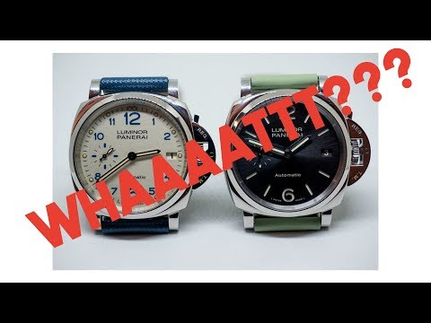 A 38mm Panerai?! Total Knockout, or Complete Failure? | LIQUOR RUN