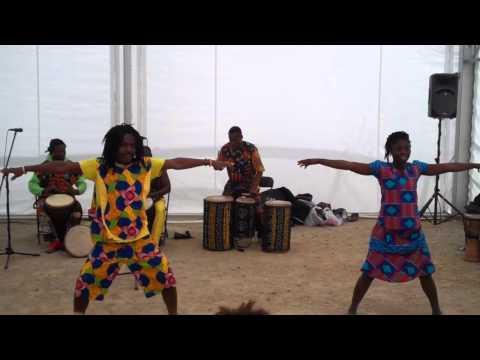 Akrowa @Project24NI - World Music Day