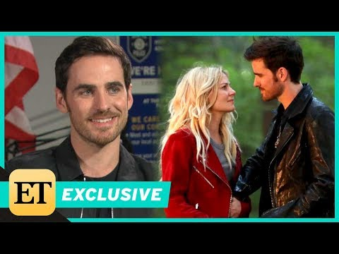 EXCLUSIVE: Is a 'Once Upon a Time' Baby on the Way? Colin O'Donoghue Teases Emma and Hook's Future!