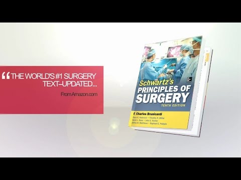 Schwartz's Principles Of Surgery, 10th Edition Free PDF
