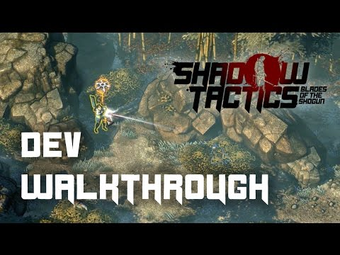 Shadow Tactics: Blades of the Shogun Youtube Video