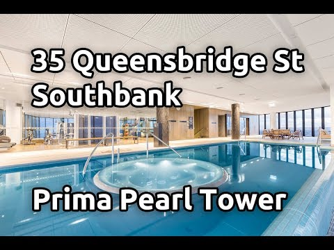 35 Queensbridge Street, Southbank, (Prima Pearl) Prima Tower, #6007 [Hamilton Finley] 1080p HD