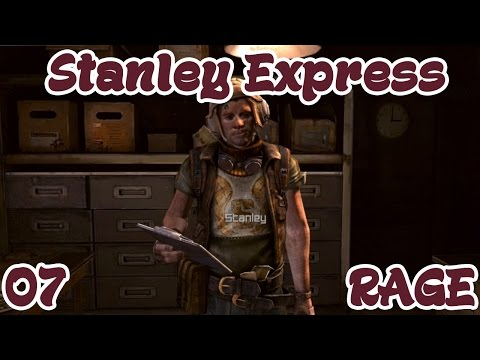 Stanley Express -  Rage - Part 07