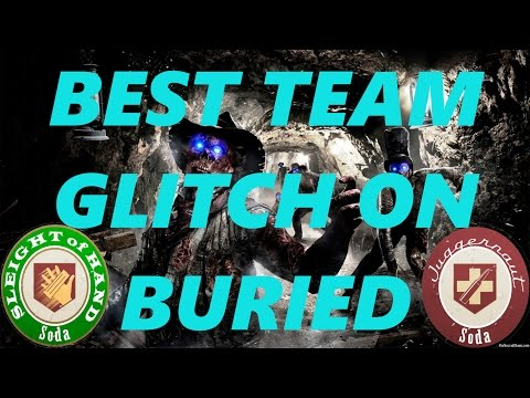 Black Ops 2 Glitches - All The Best Buried Glitches!After