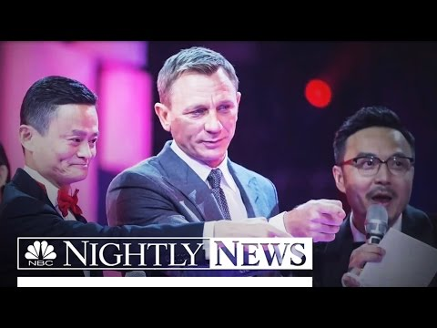 Alibaba's 'Singles Day' Is Now World's Biggest Shopping Spree | NBC Nightly News