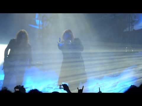 Helloween - Hold Me in Your Arms LIVE @ Hellish Tour II, Estragon, Bologna, 6 March 2013