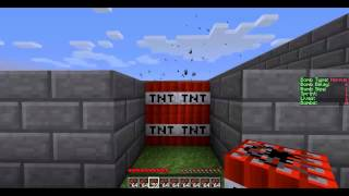 Minecraft: CRAFTY BOMBER | ¿Acaso es.. BOMBERMAN en MINECRAFT? :D