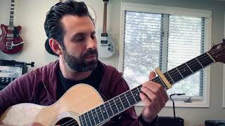 Am I The Only One - Barenaked Ladies acoustic cover