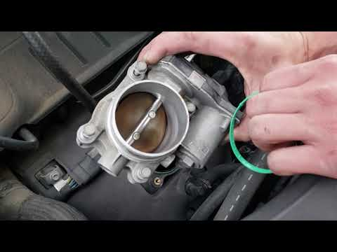How To Replace Throttle Control Positioning System On 2012 Chevy Equinox