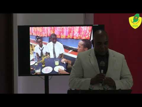 Grenada Invitational Media Launch - Kerlon Peters