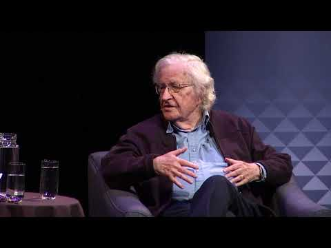 The Haury Conversation - Noam Chomsky Talks With Toni Massaro