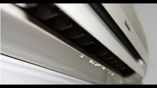 AC WATER SPILLING PROBLEM DIY FIX.. A COMPLETE IDIOTS GUIDE..