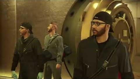 GTA Riesenschwindel Heist ohne Schaden schaffen !!!   GTA 5 Online Casino Heist Update