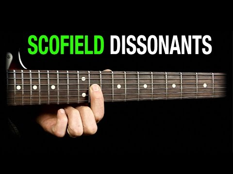 John Scofield Dissonants
