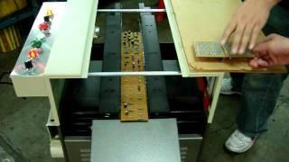 KA66 Automatic PCB Lead Cutter
