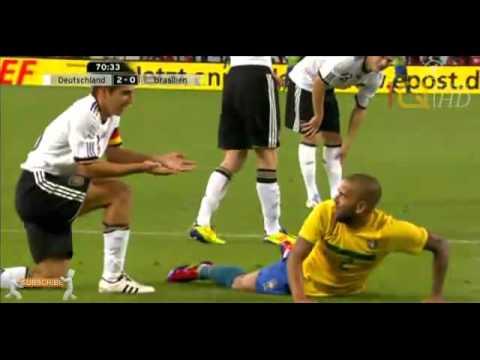 || Germany 3 - 2 Brazil || 11/08/2011 || All Goals & Full Match Highlights || IQSportHD ||