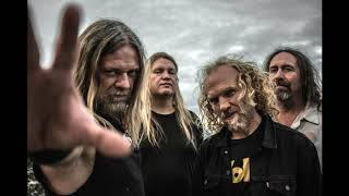 Reed Mullin drummer and back up vocalist of Corrosion of Conformity 12-22-17